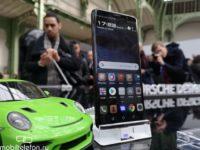 Живые фото Huawei Mate RS Porsche Design от Mobiltelefon.ru