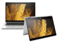 Трансформер HP EliteBook x360 1030 G3 выделяется очень ярким экраном