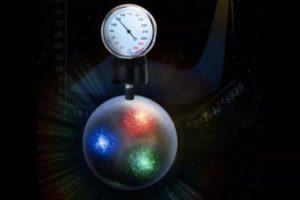 Ученые рассчитали значение давления внутри протона, которое оказалось выше давления в недрах нейтронных звезд