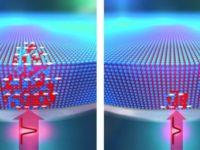 Разработана технология «записи и стирания» магнитов при помощи импульсов лазерного света