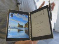В ноутбук Intel Tiger Rapids интегрировано два экрана
