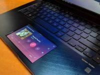 Вместо тачпада в ноутбуке Asus ZenBook Pro используется второй дисплей