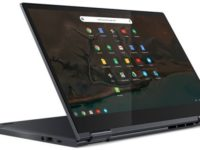 Вышел ноутбук Lenovo Yoga Chromebook C630 с экраном 4К