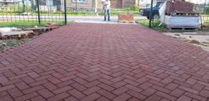 Купить тротуарную плитку в Истре