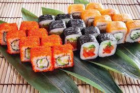 Совет любителям суши Астаны